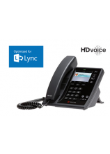 Polycom CX500 Desktop IP Phone